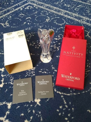 Waterford Crystal Nativity Angel (hands folded) for sale in South Salt Lake , UT