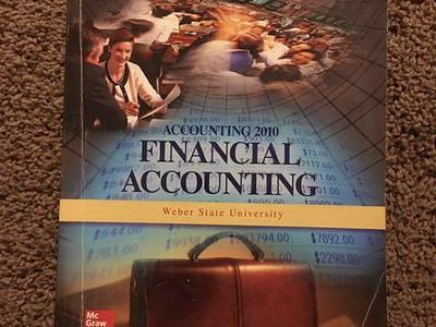 Accounting 2010 Financial Accounting