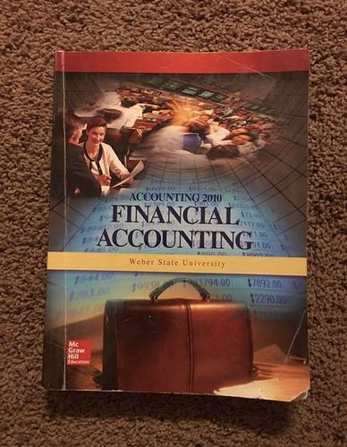 Accounting 2010 Financial Accounting for sale in Centerville , UT