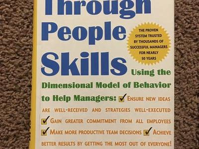 Leadership Through People Skills