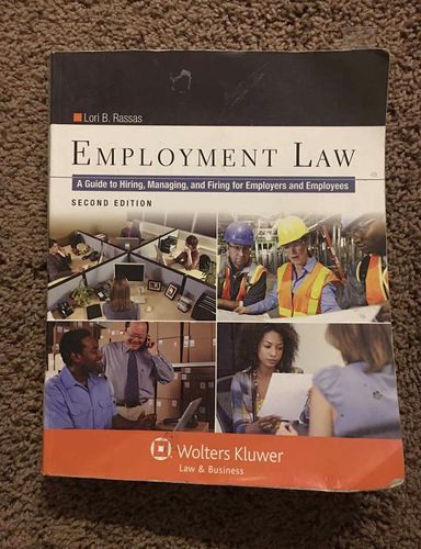 Employment Law 2nd Edition for sale in Centerville , UT
