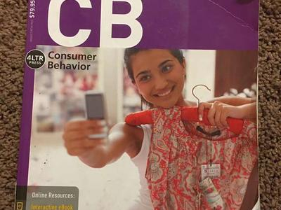 Consumer Behavior 7th Edition