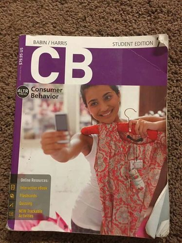 Consumer Behavior 7th Edition for sale in Centerville , UT