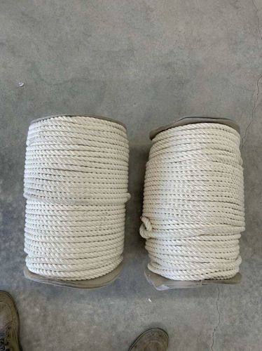 """600 Ft. 1/2"""" Twisted Cotton Rope Roll for sale in Payson , UT"""