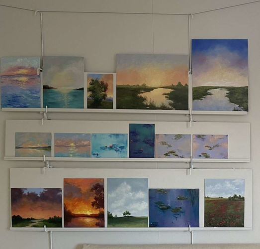 Various Original Oil Paintings  for sale in Ogden , UT