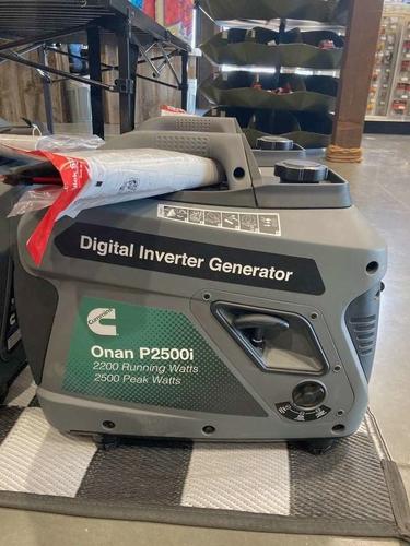 (2) Onan P2500i Digital Inverter Generator w/ Parallel kit for sale in Tremonton , UT