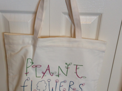 New Cotton Tote Bag