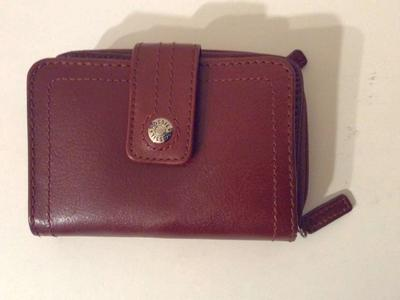 Fossil Genuine Leather Wallet
