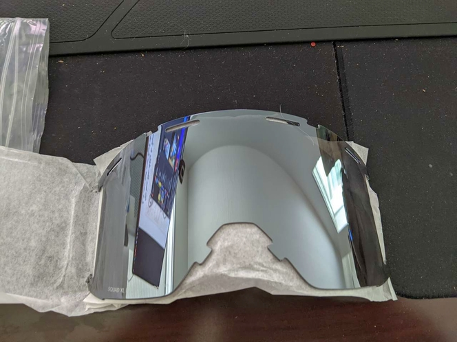 Smith Squad XL MTB - Replacement Lens for sale in Salt Lake City , UT