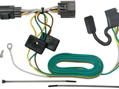Jeep wrangler JK 07-18 Tail light Trailer Wiring Harness