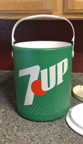 1970's Vintage 7-UP way cool ice cooler! for sale in Draper , UT