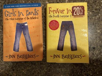 HARDCOVER Sisterhood of the Traveling Pants