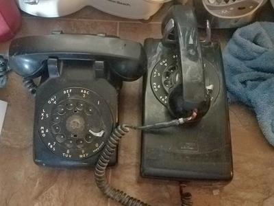 Wendover army base phones