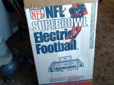 NFL Electronic football game