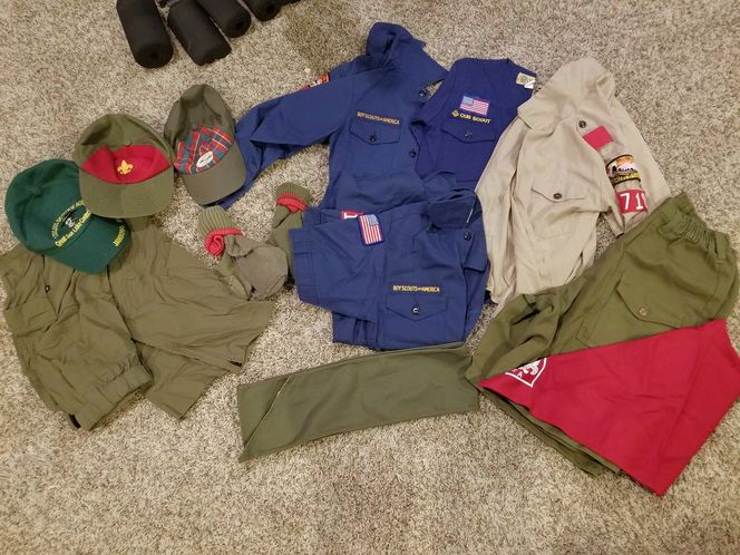 Boy/Cub Scout Items for sale in Woods Cross , UT