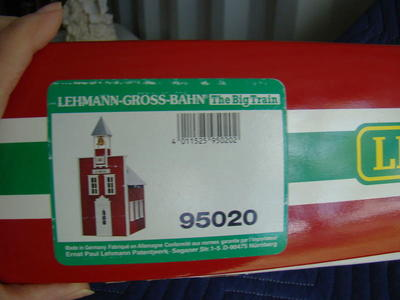 LGB Red School House Kit - NEW