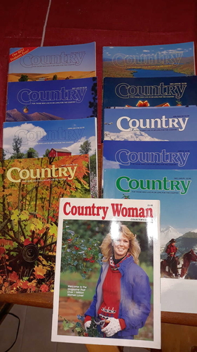COUNTRY Magazines for sale in Ogden , UT