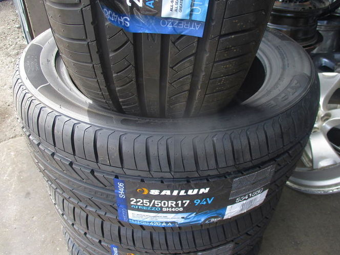 225/50R17 SAILUN ATREZZO SH406 BRAND NEW TIRES for sale in West Valley City , UT