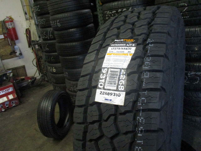 275/65R20 MILESTAR PATAGONIA ATR BRAND NEW TIRES for sale in West Valley City , UT