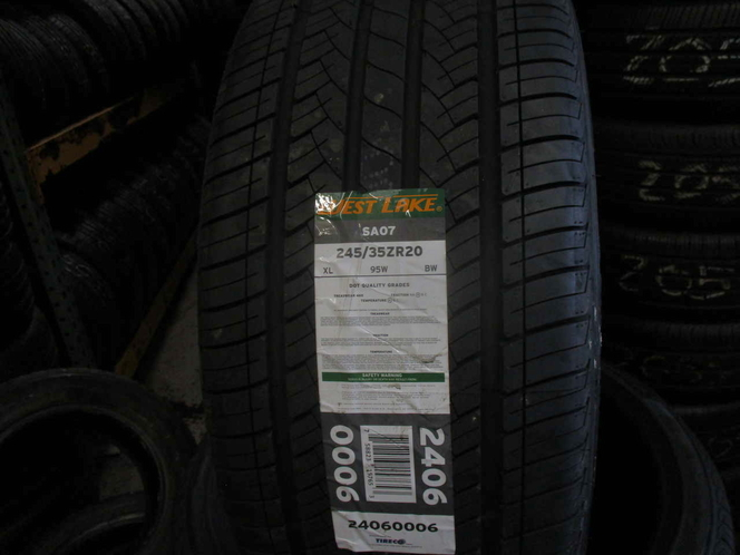 245/35R20 WELT LAKE SA07 BRAND NEW TIRES for sale in West Valley City , UT
