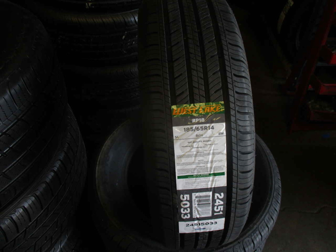 185/65R14 WEST LAKE RP18 BRAND NEW TIRES for sale in West Valley City , UT