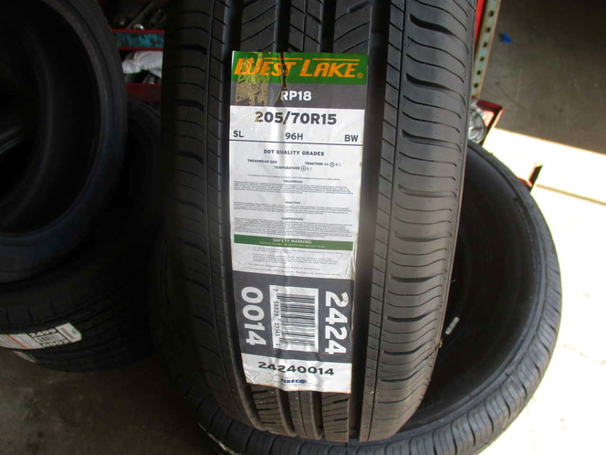 205/70R15 WESTLAKE RP18 SET OF BRAND NEW TIRES for sale in West Valley City , UT
