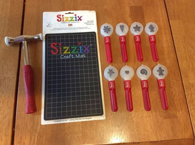 Sizzix Paddle Punch for sale in Layton , UT