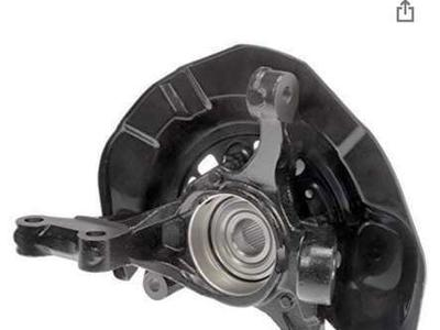 Front Right Loaded Knuckle Toyota Sienna 2004-10