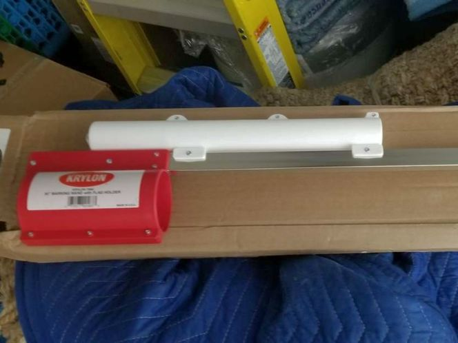 Krylon Quik-Mark Hand Held Marking Wand With Flag Holder K07094 for sale in Pleasant View , UT