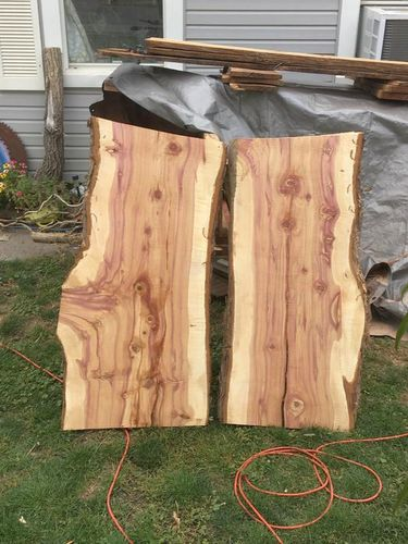 Live edge wood slabs for sale in Smithfield , UT