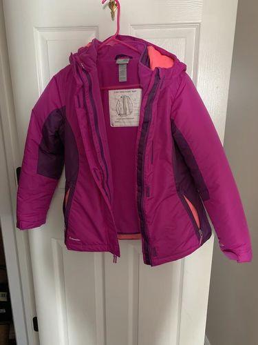 3 in 1 winter coat purple for sale in Sandy , UT