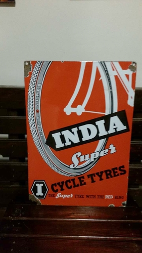 Super Cycle Tires Sign for sale in Ephraim , UT