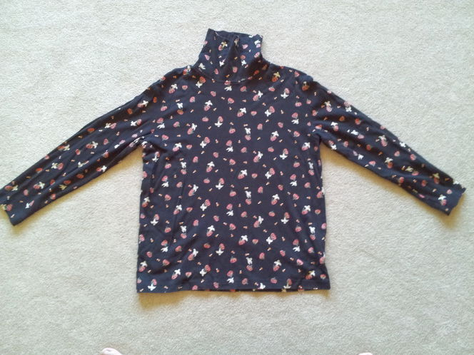 Halloween Turtleneck Shirt - Talbots brand, size S for sale in Ogden , UT
