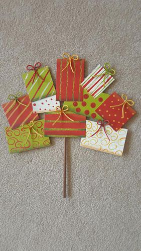*NEW* Christmas Gifts Planter Stake for sale in Ogden , UT
