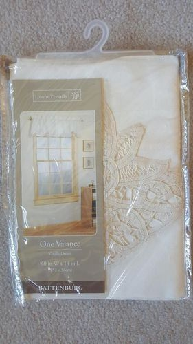 Beautiful Lace Window Valance for sale in Ogden , UT