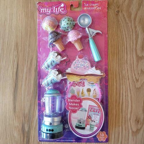 *NEW* Ice Cream Set fits American Girl Doll for sale in Ogden , UT