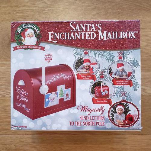 *NEW* Mr. Christmas Santa's Enchanted Mailbox for sale in Ogden , UT