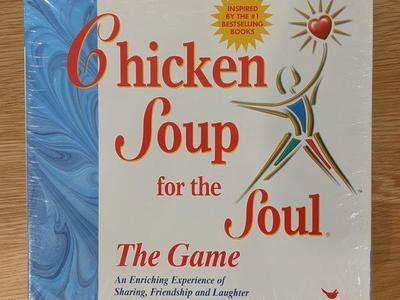 NEW! Chicken Soup for the Soul Game