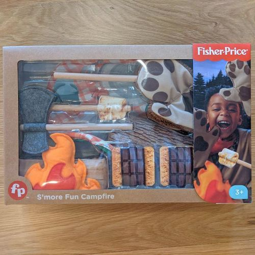 NEW Fisher Price S'mores Fun Campfire for sale in Ogden , UT