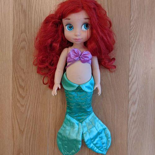 Disney Store Ariel The Little Mermaid Doll for sale in Ogden , UT