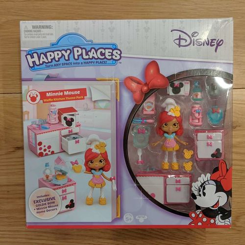 NEW! Shopkins Happy Places Disney Minnie Mouse for sale in Ogden , UT
