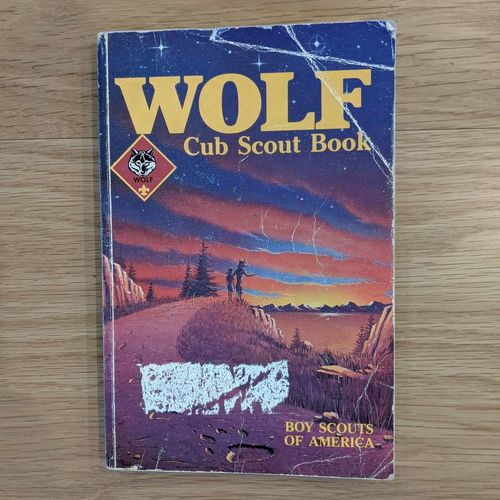 Wolf Cub Scout Action Book for sale in Ogden , UT