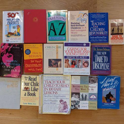 HUGE Collection of Parenting Books for sale in Ogden , UT