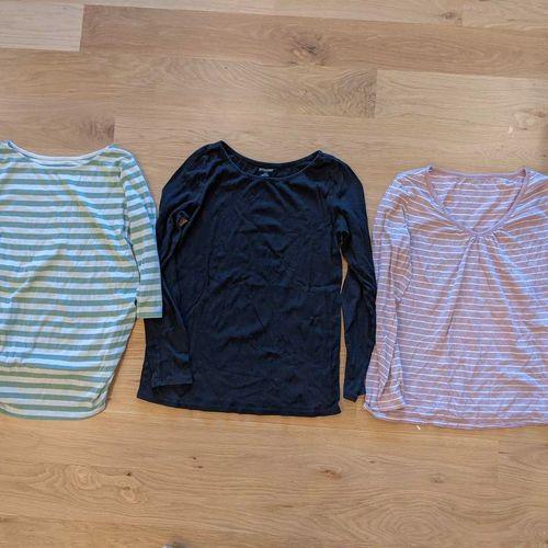 3 Motherhood Maternity Long Sleeve Shirts - large for sale in Ogden , UT