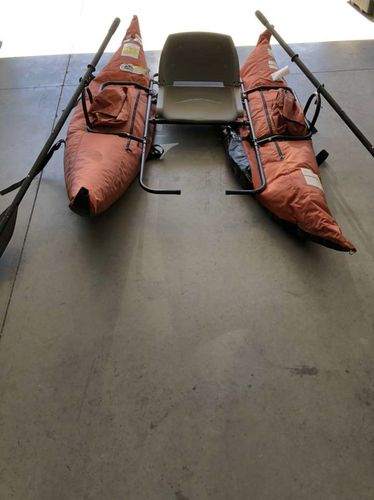 Classic Accessories Pontoon Kick Boat for sale in Wellsville , UT