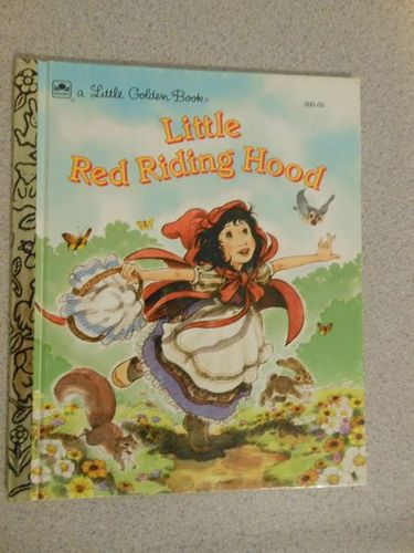 Vintage Little Red Riding Hood Book for sale in West Valley City , UT