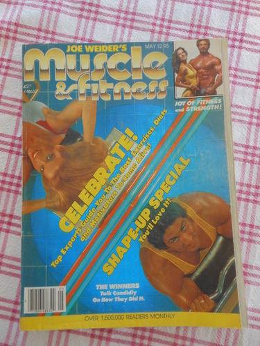 Joe Weider's Magazine 1982 for sale in West Valley City , UT
