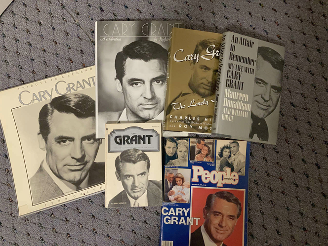 Cary Grant Books for sale in West Valley City , UT