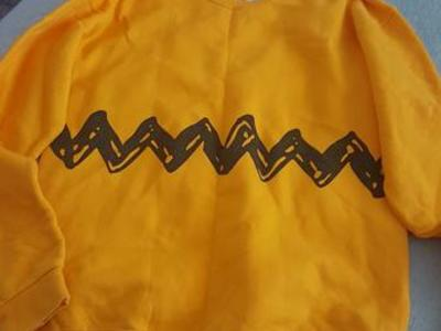 Charlie Brown Sweat shirt