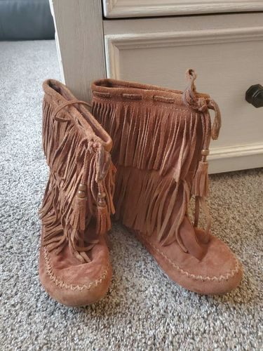 Moccasin 1/2 boots for sale in Sandy , UT